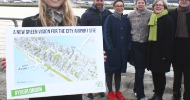 Current Mayor refuses to rule out all airport expansion in london