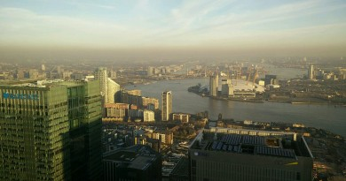 Smog in December - by Willsmithorg on twitter