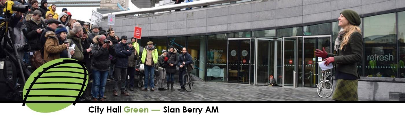 Sian Berry AM