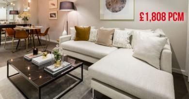Rents at Camden's 'Living Rent' flats